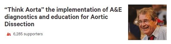 Change.org Think Aorta